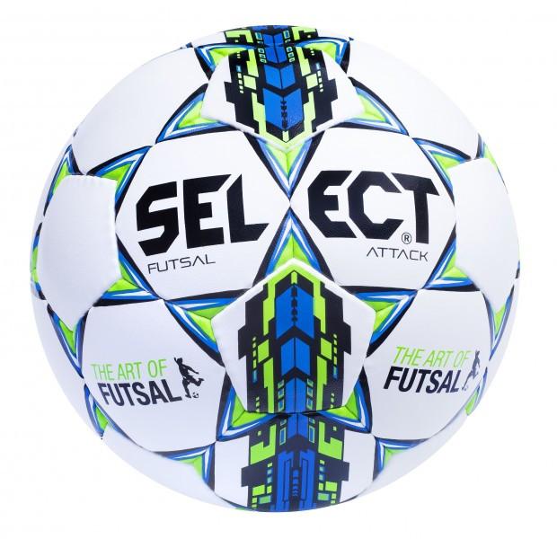 Футзальный мяч Select FUTSAL ATTACK 107343-324