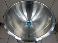 Умывальник универсальный из нержавеющей стали (сатин), фото 1