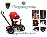 Детский трехколесный велосипед Crosser T 400 Air - Красный