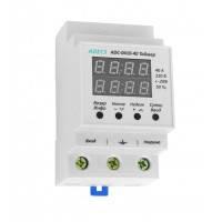 Программируемые реле времени (таймер) недельного или суточного цикла ADECS ADC-0410-60