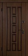Входные двери квартира (два контура) модель Клара