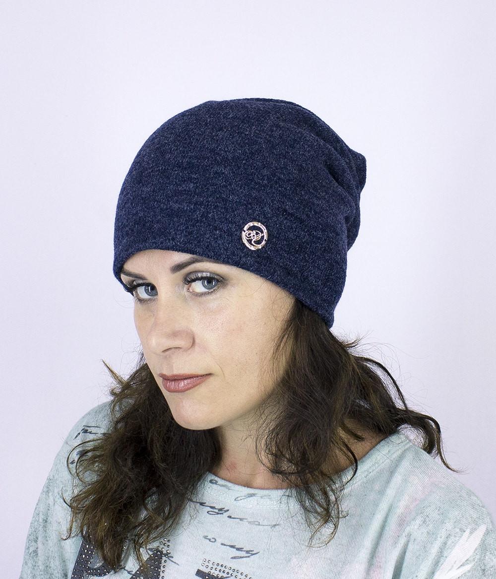 Женская шапка \