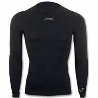 Термобелье футболка черная с длинным рукавом Joma 3480.55.101