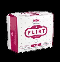 """Прокладки для критических дней """"FLIRT Premium"""""""