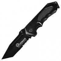 Складной нож BOKER с зажимом (полная длина 21.5см, длина лезвия 9см)
