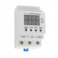 Програмовані реле часу (таймер) тижневого або добового циклу ADECS ADC-0410-40, фото 2