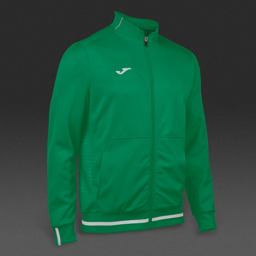 Олимпийка (мастерка) зеленая Joma CAMPUS II 100420.450 (зеленый)