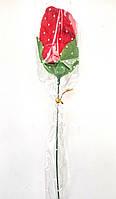 Цветок розочка полотенце на 8 Марта