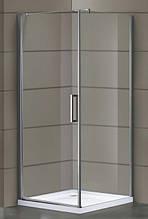Душова кабіна квадратна RUDAS 90x90 з піддоном