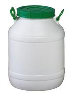 Бочка пластмассовая пищевая Лемира 40 л (горловина 220 мм)