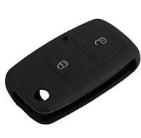Чехол для ключа VW 2 кнопки Golf ,Passat ,Bora ,Jetta ,Touran