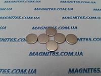 Неодимовые магниты D8*H1  в Украине