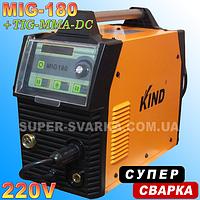 Сварочный полуавтомат KIND MIG-180, фото 1