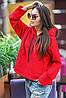 Пальто top-coat Емма червоне