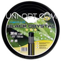 """Шланг поливной AquaPulse """"Black Crystal""""  1/2"""" 50м"""