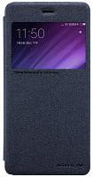 Чехол Nillkin Чехол-книжка Nillkin Sparkle Leather для Xiaomi Redmi 4 Black