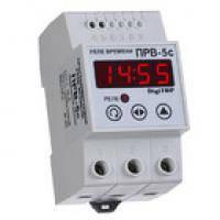 Программируемые реле времени ПРВ-5с (суточный режим) DIN ТМ DigiTOP