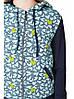 Спортивный костюм женский купить в Харькове, Украине качественный не дорого доставка 1671_1672 оптом, розницу , фото 3