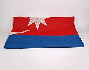 Флаг Азербайджана (Аппликация) - (1м*1.5м), фото 2
