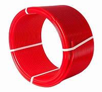 Труба для теплого пола PE-RT Д16x2.0mm кислородный барьер 10Bar 95C max бухта 100 м