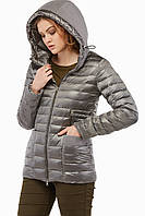 Женская куртка с капюшоном КВ-19., фото 1
