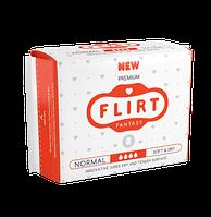 "Прокладки для критических дней ""FLIRT Premium"" 4, 260мм, 8шт, Soft & Dry"