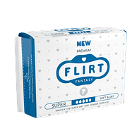 "Прокладки для критических дней ""FLIRT Premium"" 5, 280мм, 7шт, Soft & Dry"