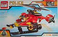 Конструктор Пластмассовый Полиция 111 дет. 1902 Brick Китай