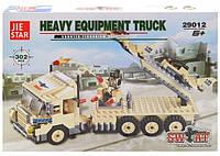 Конструктор военная фура SWAT 29012