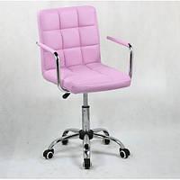Косметическое кресло HC-1015KP лавандовое