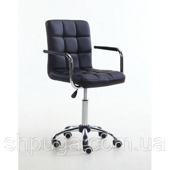 Кресло HC-1015 черное