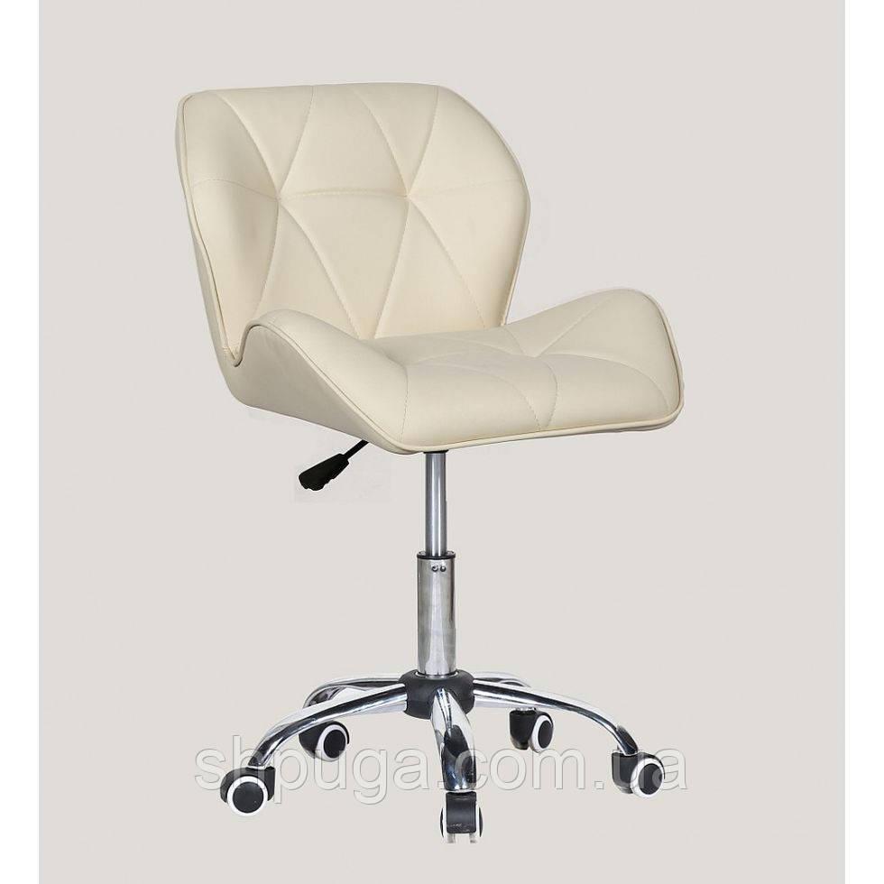 Кресло HC-111K кремовое