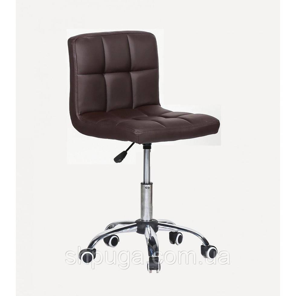 Косметическое кресло HC-8052K коричневое