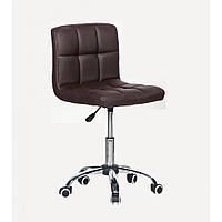 Косметическое кресло HC-8052K коричневое, фото 1