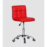 Косметическое кресло HC-8052K красное, фото 1