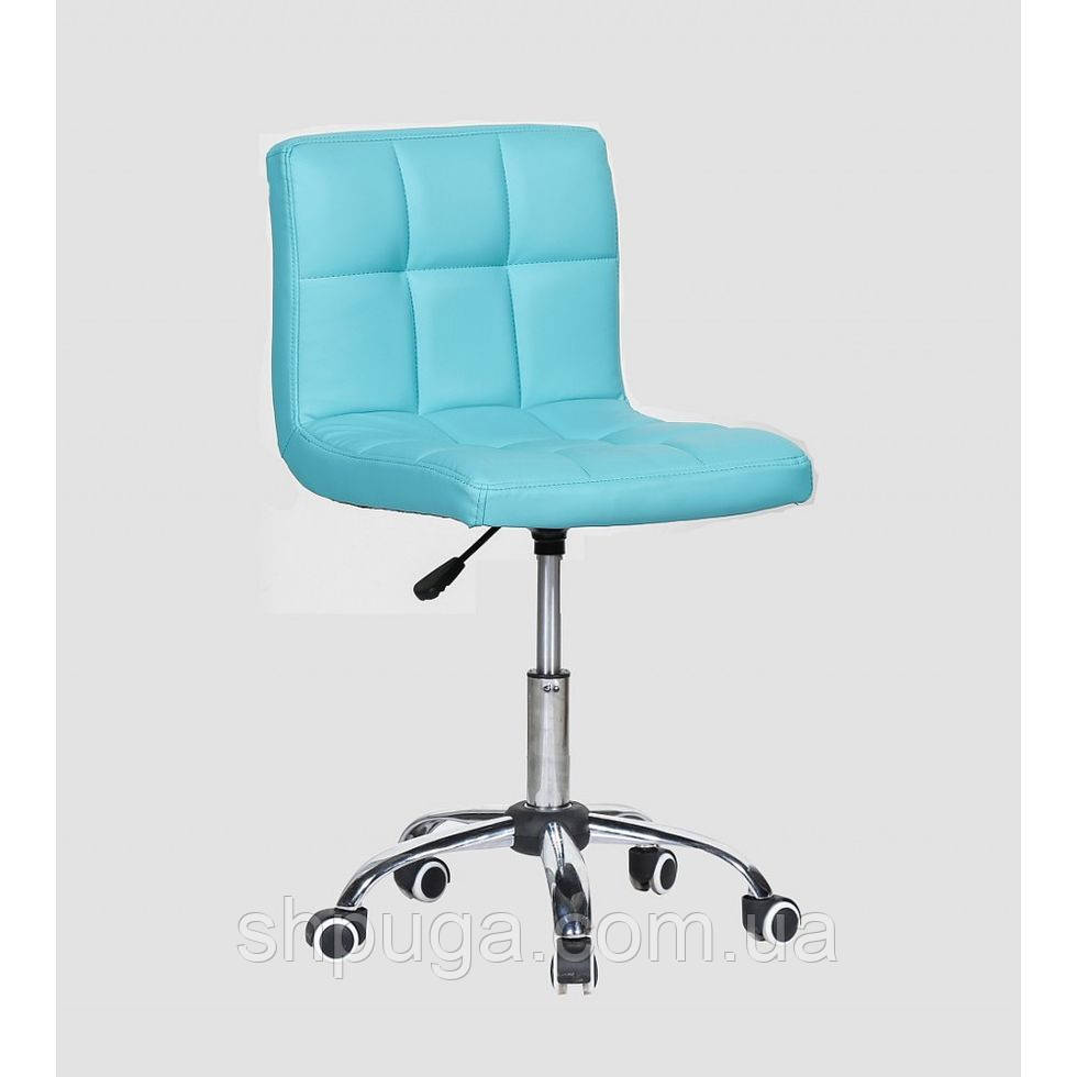 Косметичне крісло HC-8052 бірюзове