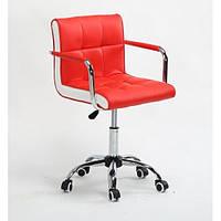 Кресло HC-811K красное