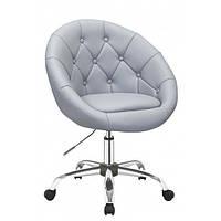 Косметическое кресло HC-8516K серое