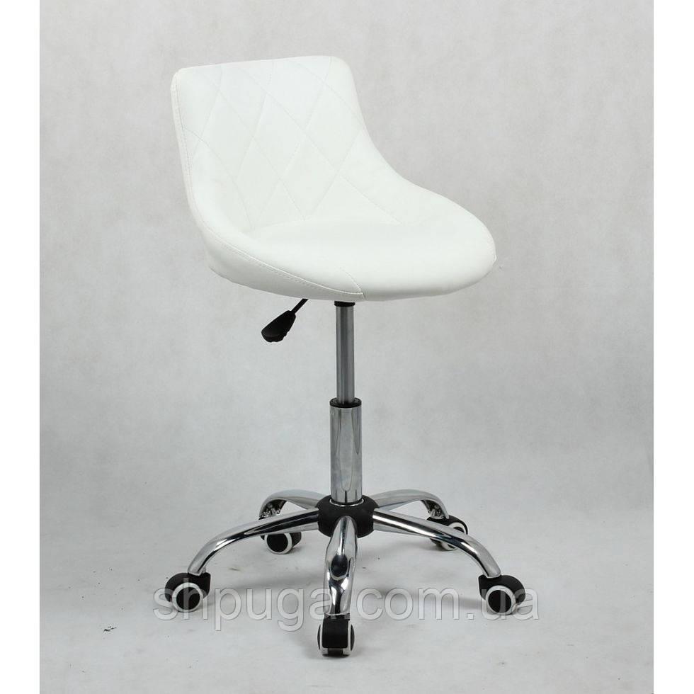 Косметичне крісло HC1054K біле