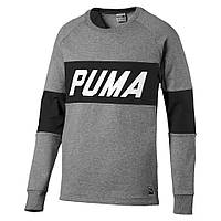 Толстовка Puma Colorblock Crew (ОРИГИНАЛ)