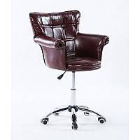 Кресло HC804KB коричневое