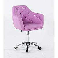 Косметическое кресло HC830K  лавандовое, фото 1