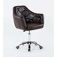 Косметическое кресло HC830K  шоколадное, фото 1
