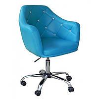 Косметическое кресло HC830K бирюзовое