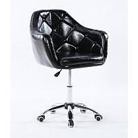 Косметическое кресло HC830KB  черное
