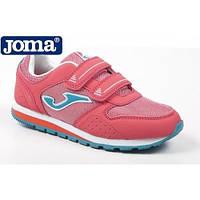 Детские кроссовки розовые Joma J.TORNAS-510 (красный)