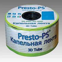 Эмитерная капельная лента 3D Tube 0,18 (2,7л/ч) (30см) 1 км