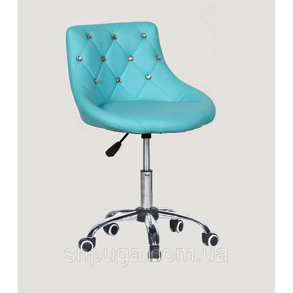 Косметическое кресло HC931K  бирюзовое