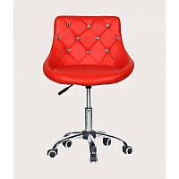 Косметическое кресло HC931K  красное