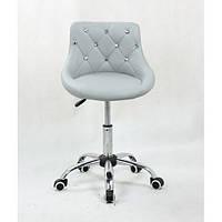 Косметическое кресло HC931K серое